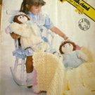Alice's Wonderland of Crochet Fashions  The Doll Wardrobe Volume 4  FREE SHIPPING