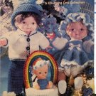 Dolls & Clothes Crochet Capers Pattern Book  MM781