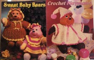 Bear Babies Pattern Books (2)