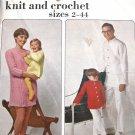 Family Sports Knit & Crochet Star Book No. 219