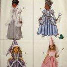 Girls' Princess Costumes Pattern BP419
