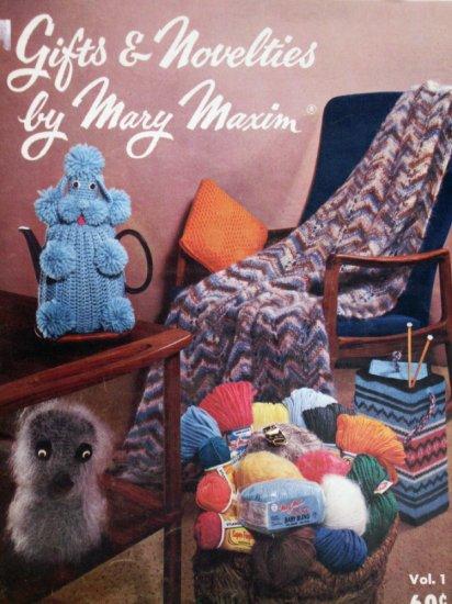Gifts & Novelties by Mary Maxim - FREE SHIPPING