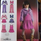 Girls Size 3-8 Jacket or Vest, Pants, Skirt and Jumper - FREE SHIPPING