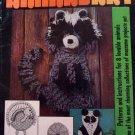 Macrame Animal Art Vol. II - FREE SHIPPING