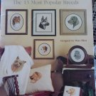 Cross Stitch Best Loved Dogs Charts - FREE SHIPPING