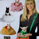 Toy Dog Costumes & Carriers Patterns  FREE SHIPPING