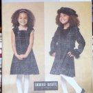 B4592 Lauren Scott Pattern Girls Dress, Jacket & Hat FREE SHIPPING