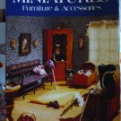 The Book Of Miniatures Furniture & Accessories  Helen Ruthberg  Free Shipping