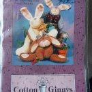 Wag Around Wabbits  Cotton Ginnys  FREE SHIPPING