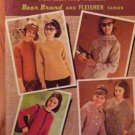Bear Brand and Fleisher Yarns Vol 71 Campus Hand Knits For Men & Women - Free Shipping