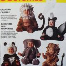 Tom Arma Collection M 7169 Elephant, Panda, Skunk, Lion, Monkey - FREE SHIPPING