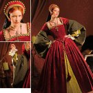 Misses Tudor Costume Simplicity 2589 - FREE SHIPPING