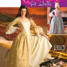 18th Century Costume Pattern S 4092 - FREE SHIPPING