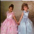 Girls Princess Costume Pattern 2 Styles B 4886 - FREE SHIPPING