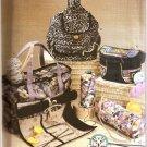 Knitting and Crochet Organizers Handbags S 4542 - FREE SHIPPING