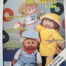 Vintage ~ National Doll World Magazine 1984 - 28 Cabbage Patch Doll Outfit Patterns Included