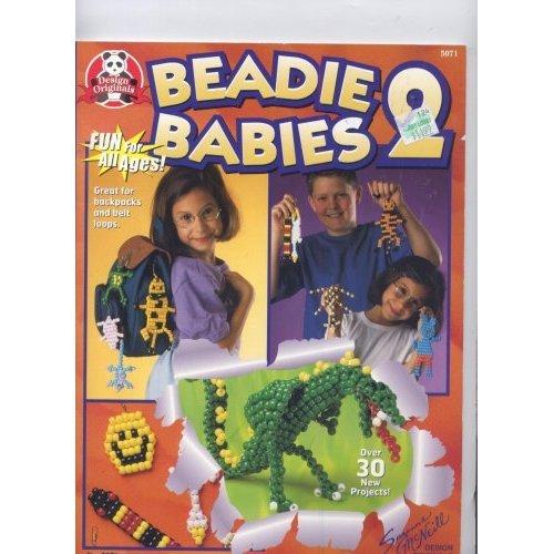Beadie Babies 2 Beading Design Book- FREE SHIPPING