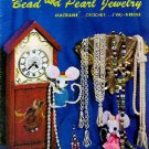 Bead and Pearl Jewelry Design Book - FREE SHIPPING