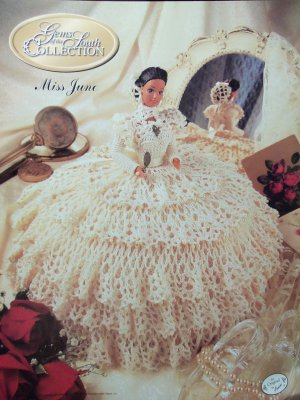 Gems Of The South Collection Miss June Doll Pattern