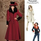 Steampunk Arkivestry Victorian Coat or Jacket Pattern S 1732 - FREE Shipping