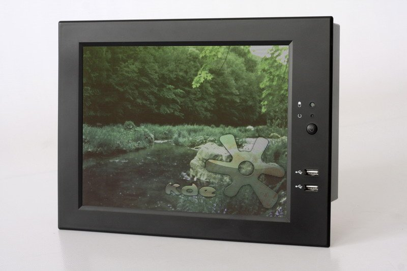 "LILLIPUT 10.4"" PC-1040/C/T LCD Touchscreen Panel Computer"