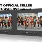 LILLIPUT RM-7024-VD -3RU Rack Monitors With dual VGA, Video & DVI in/outputs