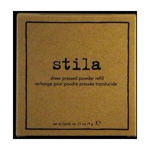 Stila Sheer Pressed Powder Refill Medium, .31oz, 1 Ea