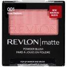 Revlon Matte Powder Blush, Rose Rapture 001 ,  .18 oz (5.1 g), 1 Ea