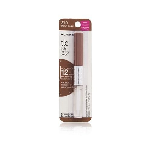 Almay Truly Lasting Color, Brown Sugar 210, 0.07-ounce (2 Ml), 1 Pack