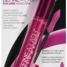 Maybelline New York Define-A-Lash Volume Mascara, Very Black 821 - 0.22 fl oz (6.5 ml) 1 Pack
