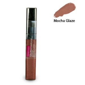 Maybelline Colorsensational Lip Gloss, Mocha Glaze 275, 1 Pack