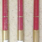 (Lot of 3) L'Oreal Paris Automatic Lipliner - Lip Precision Self-Sharpening LipLiner, Pinks/Roses