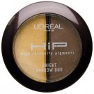 L'Oreal HiP High Intensity Pigments Bright Shadow Duo, Bustling 864