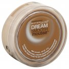 Maybelline New York Dream Smooth Mousse Foundation, Caramel 350, 0.49 Ounce