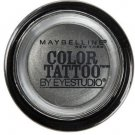Maybelline 24 Hour Eyeshadow, Audacious Asphalt 15, 0.14 Ounce