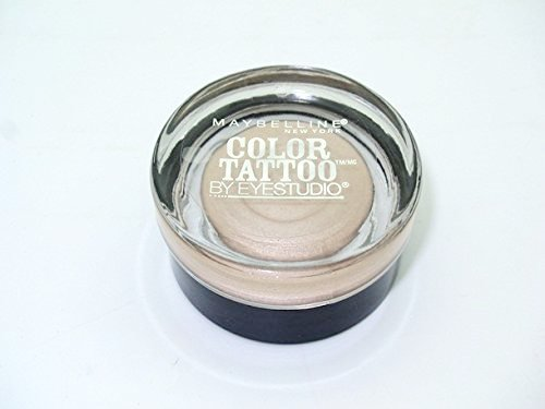 Maybelline Color Tattoo Eyeshadow Limited Edition - Barely Beige 100