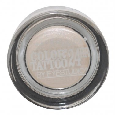 Maybelline Color Tattoo Limited Edition EyeShadow - 10 Precious Pearl