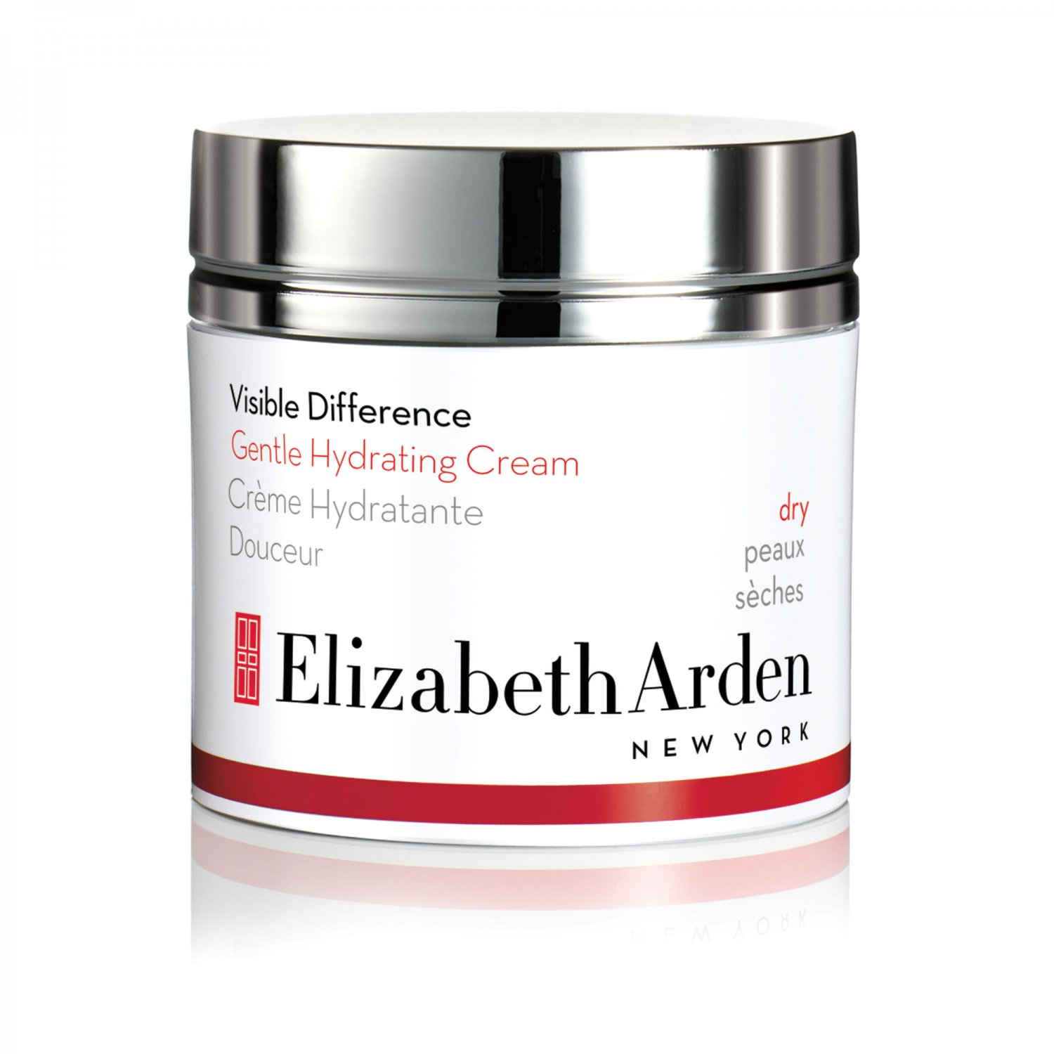 Elizabeth Arden Visible Difference Gentle Hydrating Cream SPF 15 (Dry Skin) - 50ml/1.7oz