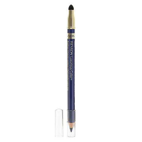 Revlon Luxurious Color Eyeliner, Blackened Sapphire 506 - 0.043 oz