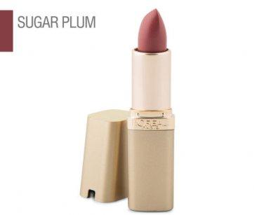 L'Oreal Colour Riche Lipstick, Sugar Plum 754 - 0.13 oz