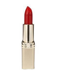 L'Oréal Colour Riche Lipcolour, British Red 350 - 0.13 oz