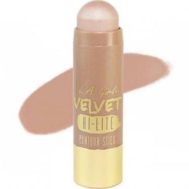 L.A. Girl Velvet Hi-Lite Contour Stick, Luminous 581