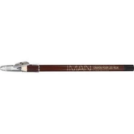 IMAN Perfect Eye Pencil, Black Shimmer 0.05 oz
