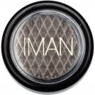 IMAN Luxury Eyeshadow, Pewter 0.05 oz