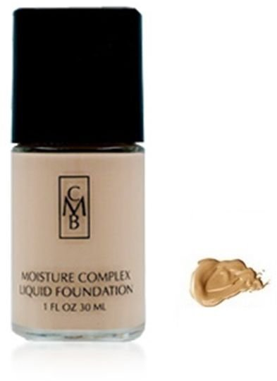 Color Me Beautiful, Moisture Complex Liquid Foundation - Natural Beige [435687]