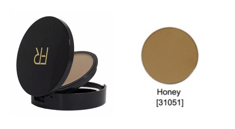 Flori Roberts Luxury Pressed Powder Honey [31051