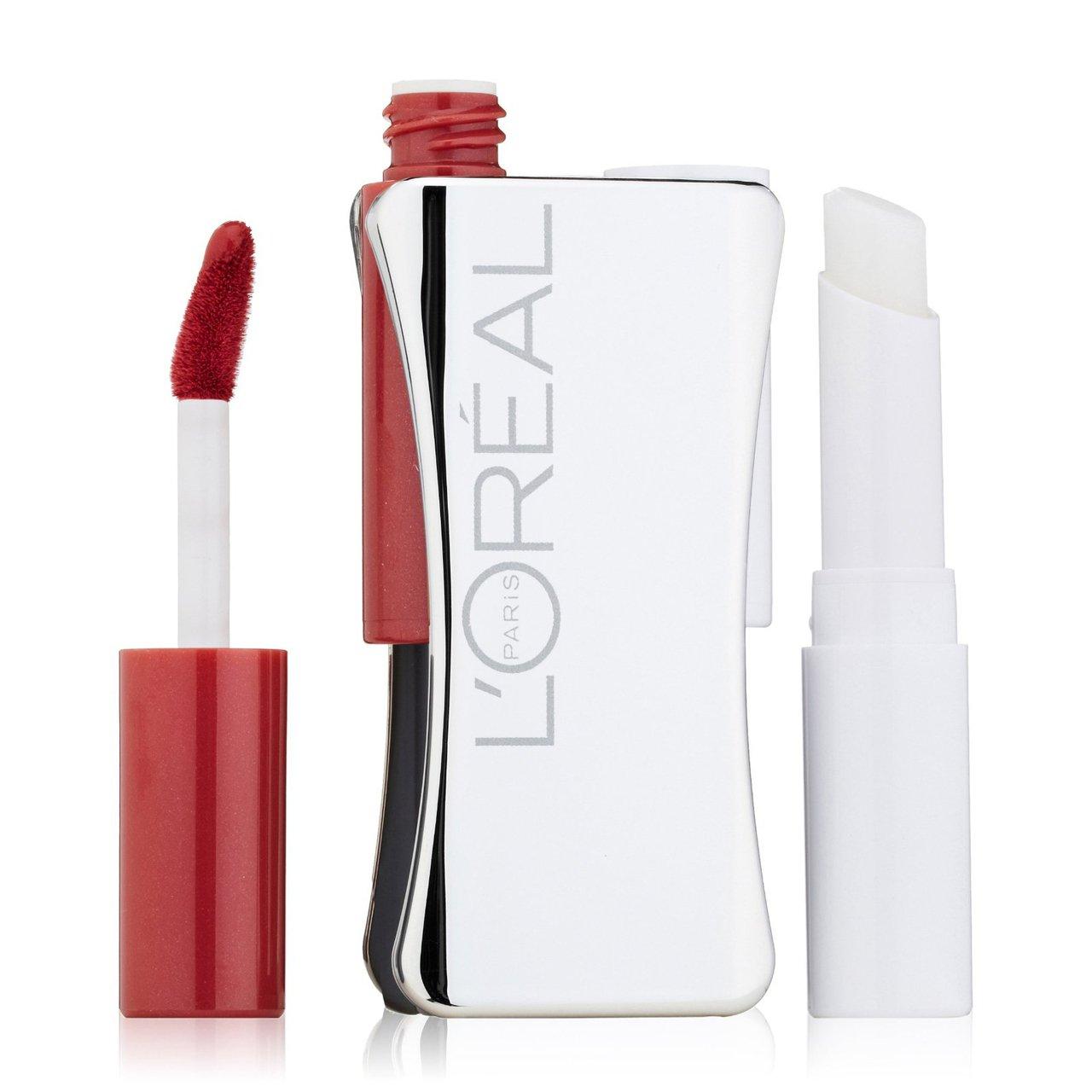 (2 Pack) L'oreal Paris Infallible Never Fail Lipcolour, Mulberry 510
