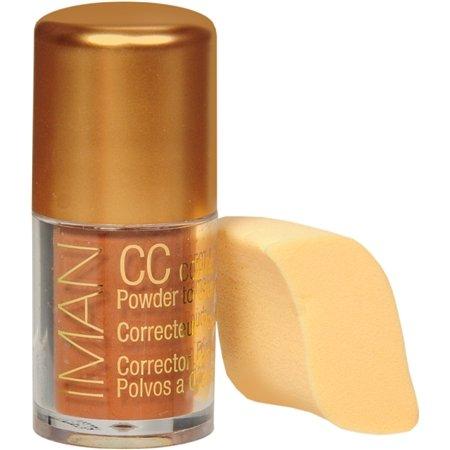 Iman CC Correct & Cover Cream - Earth Deep