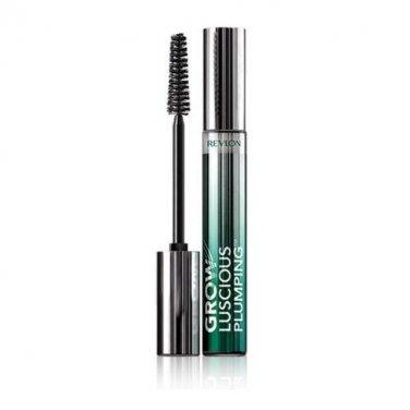 Revlon Grow Luscious Plumping Mascara, Waterproof, Blackened Brown 223 - 0.34 fl oz