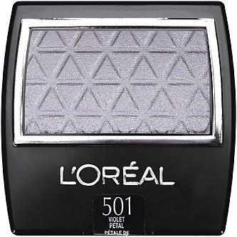 L'Oreal Paris Wear Infinite Eye Shadow Singles, Violet Petal 501